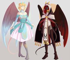 Customs for Crowfalling and Gobigobu by Mrakobulka