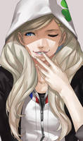 Persona 5 - Ann Takamaki by blazpu