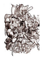 Chrono Trigger by TheRagingSpaniard