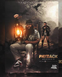 Bray Wyatt vs Randy Orton - House of Horror by WWESlashrocker54
