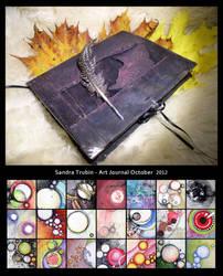 Art Journal by San-T