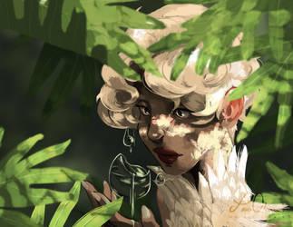 Calopsia by WanderingLola