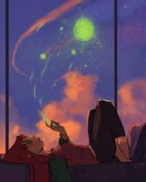 Homesick by WanderingLola