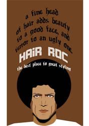 Hair-Roc by adornor