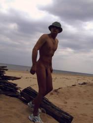 Rain in the dunes ! by vaksaboy