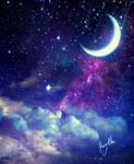 Moon light by KioryAlion