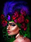 Rose 2 by KioryAlion