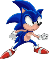 AoStH Sonic the Hedgehog by Sonic140