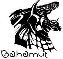 Bahamut by ElegantAura