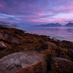 Lyngen fjorden by Zx20