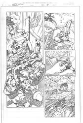 Captain America page 8 by Bankster