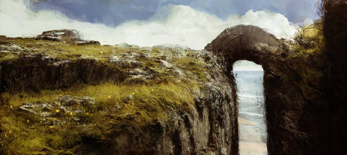 the old bridge by leventep