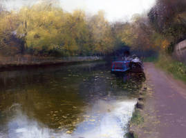 CanalPainting by leventep