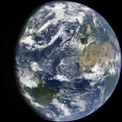 Test Earth by Ittiz