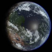 Realistic Mars by Ittiz