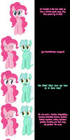 Pinkie and Lyra say Goodnight! by Undead-Niklos