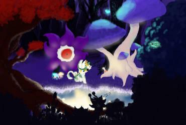 Garden Lilys Dream by HyruleZelda4