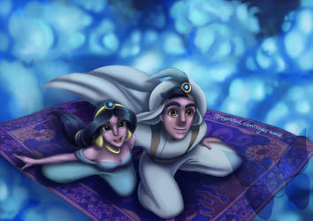 Aladdin by toyas-world