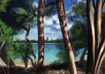Darwin Beach by toyas-world