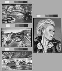 Value studies by toyas-world
