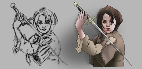 Arya by toyas-world