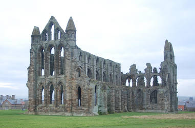 Whitby Abbey by moonhare77
