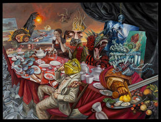 Bad Government, 2015 by CarrieAnnBaade