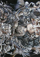 The Devil is in the Details, I by CarrieAnnBaade