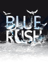 Blue Rush by staceygrove