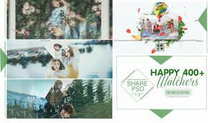 Happy400+_Sharepsd(closed) by BotGiat239