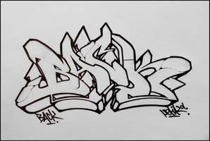 'Back' by Setik01 by Setik01