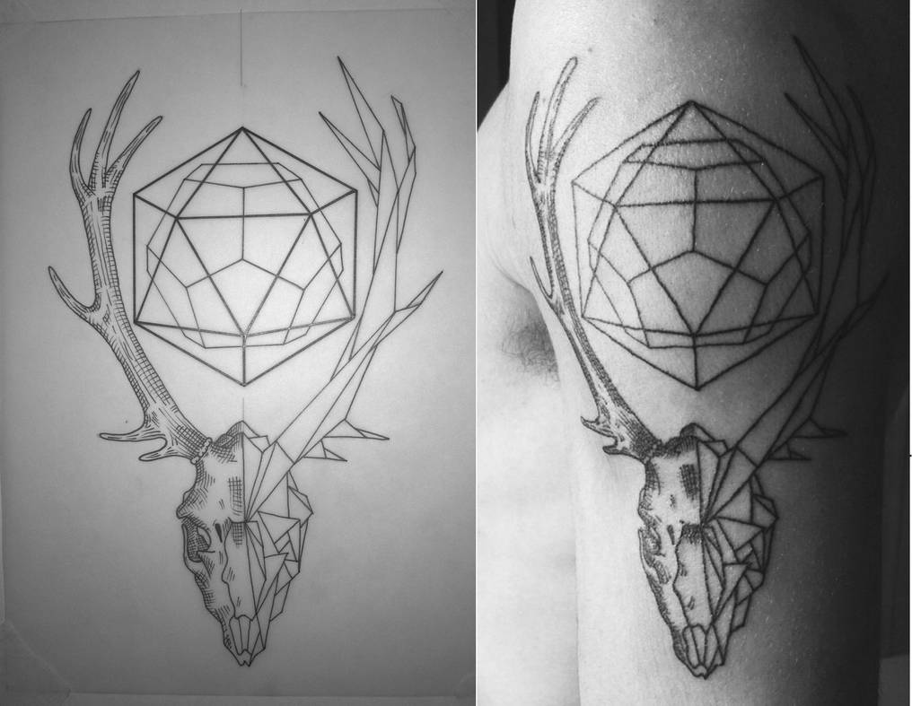 Tattoo Blanco Y Negro By Wilfredchitay On Deviantart