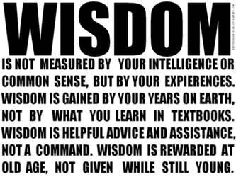 Wisdom by heytheredaniella