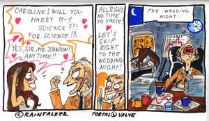 Marriage by raintalker