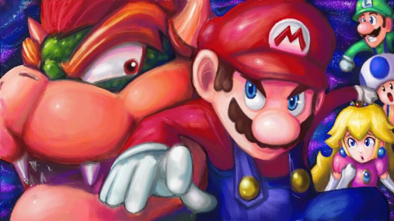 Super Mario 3D World by sseddie13
