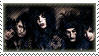 Black Veil Brides Stamp by SammieSparxx