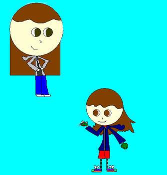 Anna and Susie 2 by hyperbunnyzz
