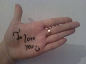 I love you by Athenea81