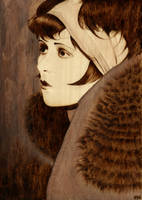 Clara Bow by Somethings-Burning
