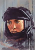 Isabelle Adjani by In2Eternity