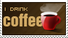 i drink coffee by mj-coffeeholick