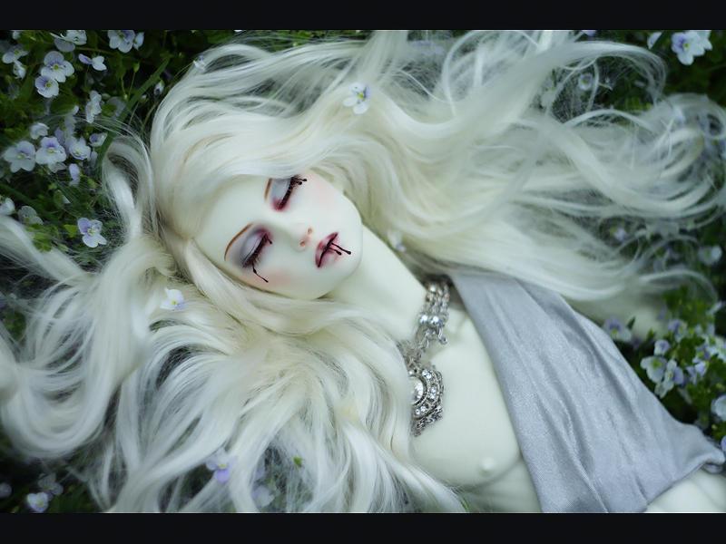 blooming death (dollshe bernard ) by NogiSan