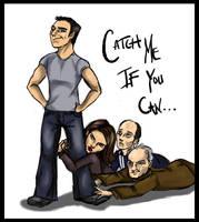 Catch Me. by Littlenlost