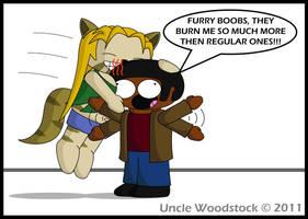 TXD: Furrys by UncleWoodstock