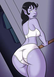 Tali Panties by TheCosbinator