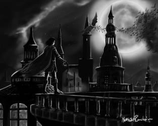 Castlevania by Furgur