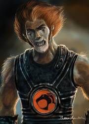 Lion from Thundercats by Furgur