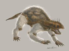 Drongaru creature by Furgur