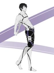 Shingeki no Free! Haruka by minibru