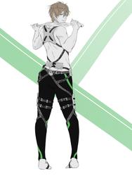 Shingeki no Free! Makoto by minibru